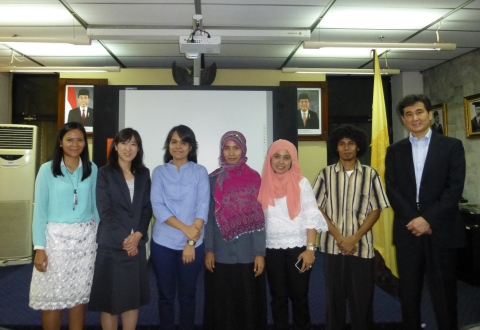 University of Indonesia (March 2015)