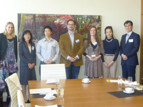 Australian School of Business, UNSW (September 2014)