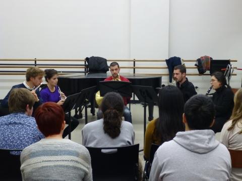 The Juilliard School (January 2015)