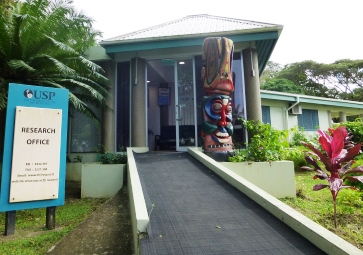 The University of the South Pacific (June 2015)