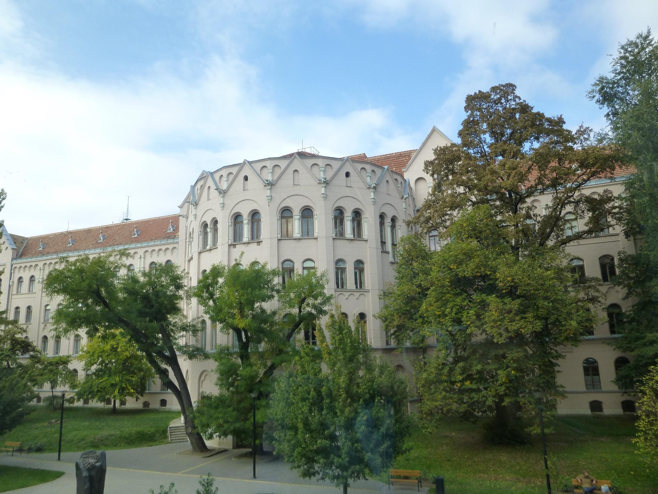 University of Szeged(October 2015)