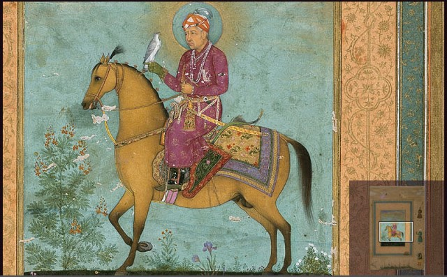 The Kite Runner Essay Thesis Akbar Wearing A Halo An Equestrian Portrait Of Akbar The Late Shah Jahan  Album C Www Oppapers Com Essays also Do You Pay For A Phd The Portrait Image Of Emperor Akbar In The Emakbarnamaem And  Thesis Statement For Essay