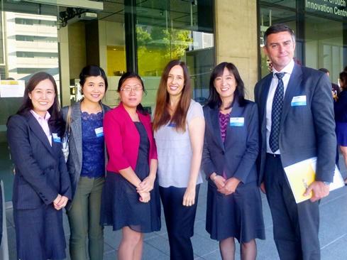 UNSW Australia Business School (November 2016)