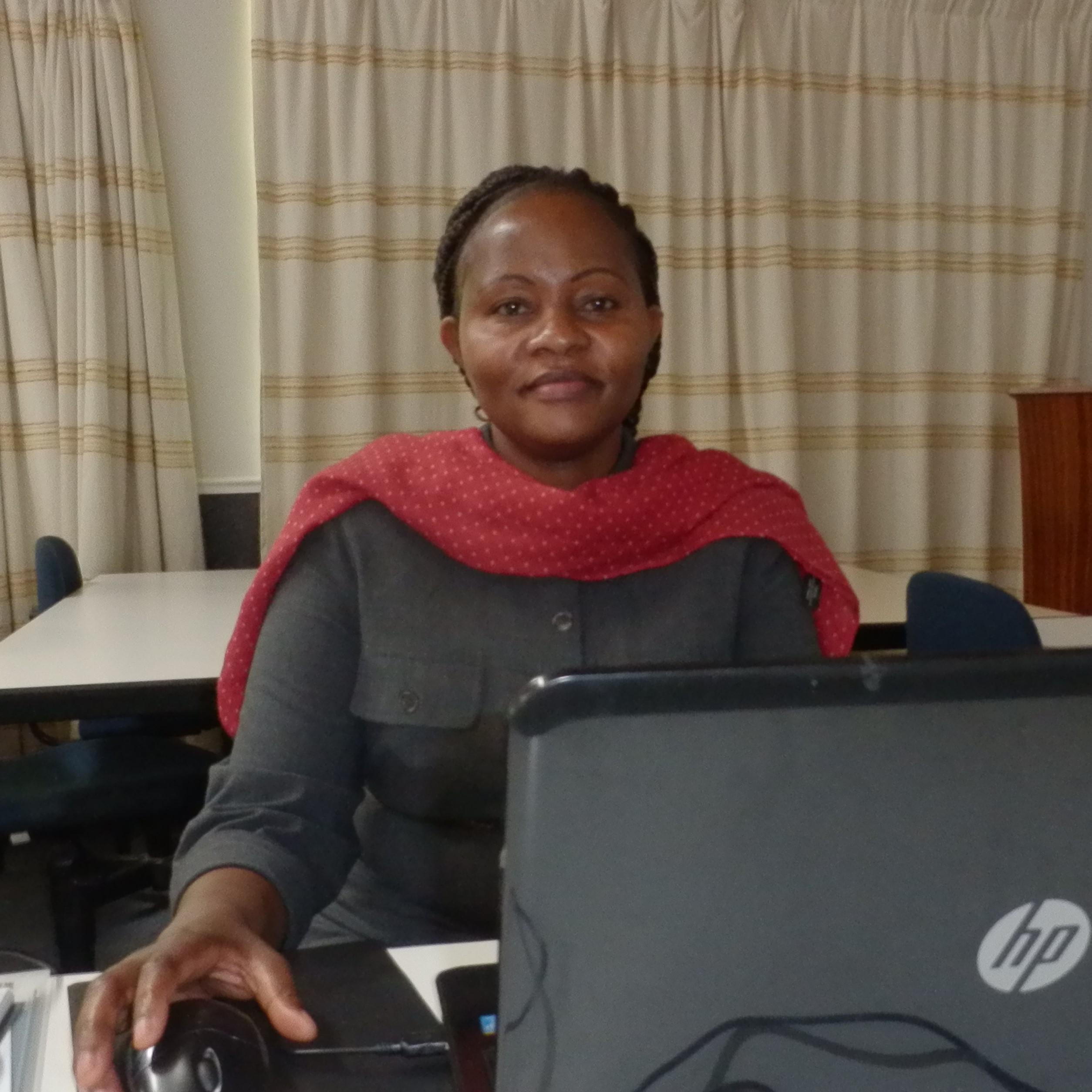 Jacinta Mwende Maweu
